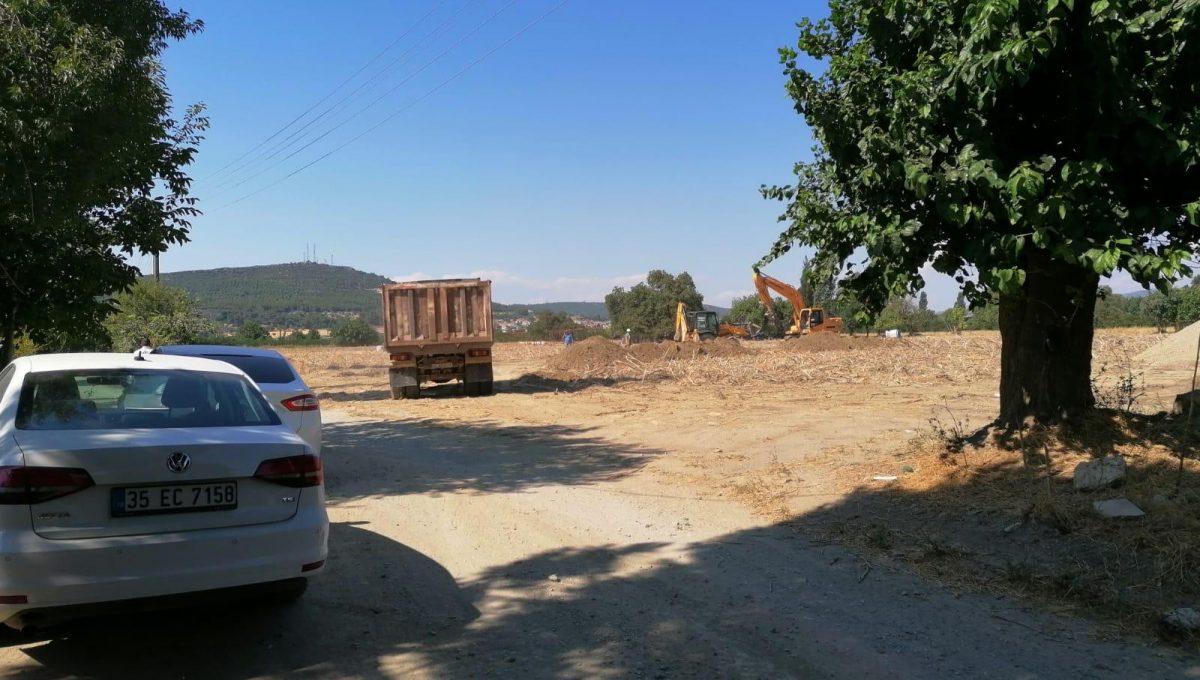 Grundstück - Izmir/ Seferihsar - Erschlossen 3