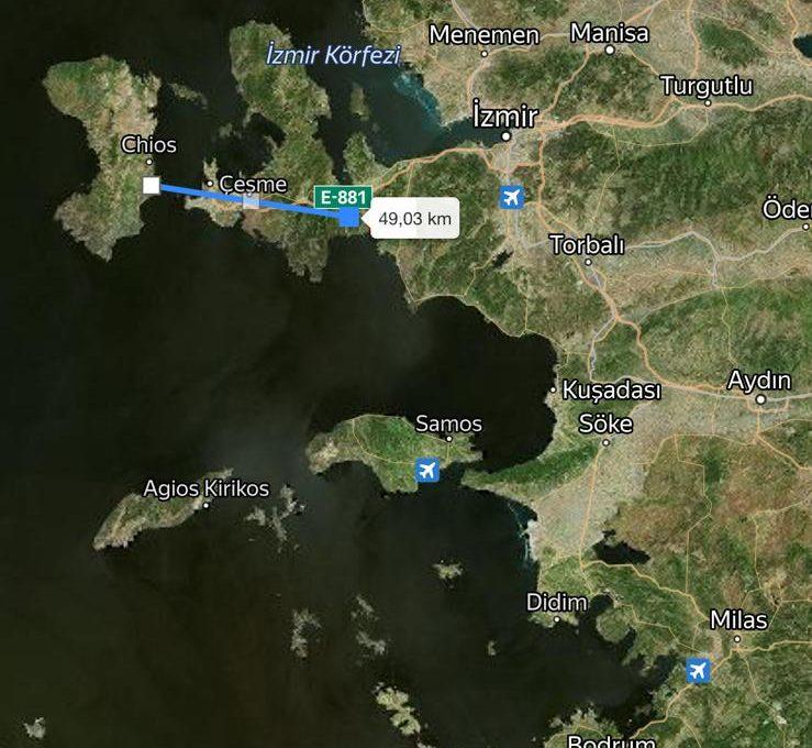 Grundstück - Izmir/ Seferihsar - Erschlossen 13