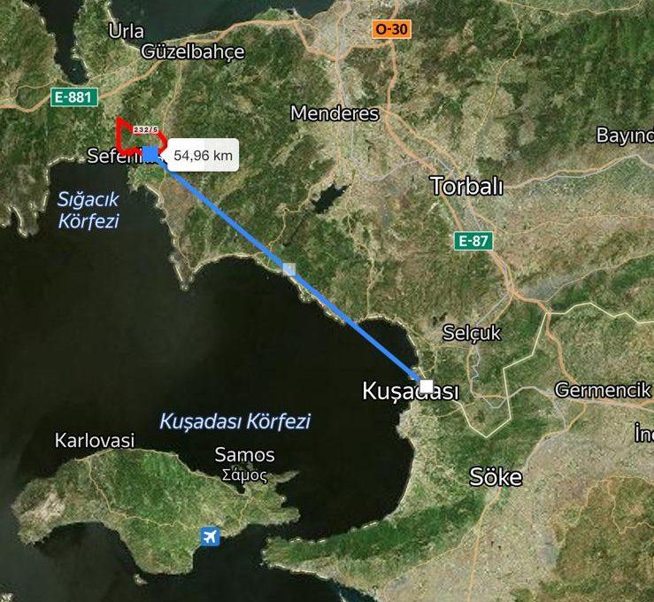 Grundstück - Izmir/ Seferihsar - Erschlossen 14