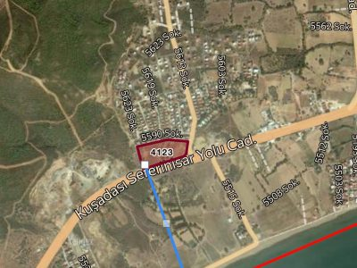 Grundstück - Izmir / Seferihisar - Teil-Erschlossen 4