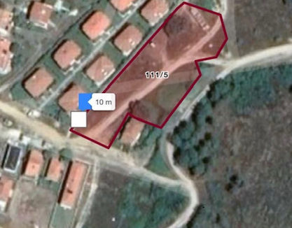 00210 - Grundstück Vollerschlossen - Edirne:Enez:GÜLÇAVUŞ 1