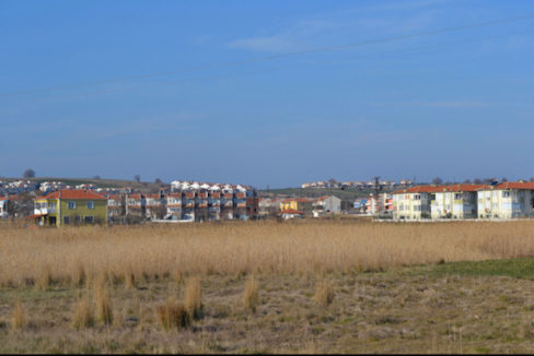 00210 - Grundstück Vollerschlossen - Edirne:Enez:GÜLÇAVUŞ 12