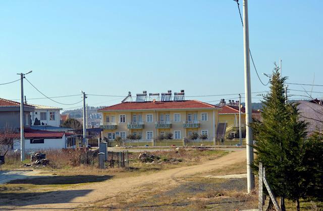 00210 - Grundstück Vollerschlossen - Edirne:Enez:GÜLÇAVUŞ 4