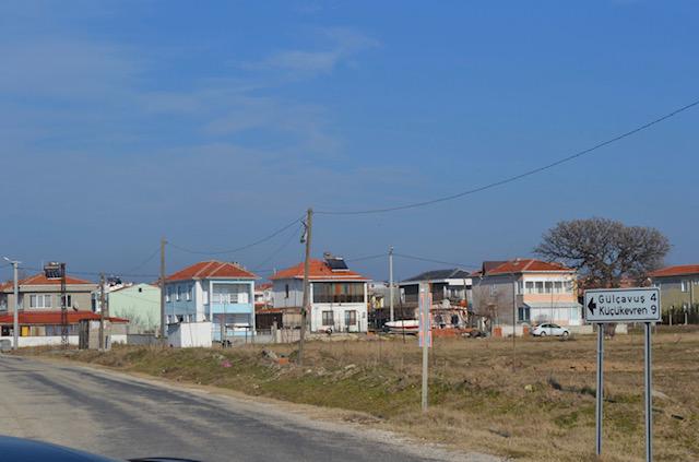 00210 - Grundstück Vollerschlossen - Edirne:Enez:GÜLÇAVUŞ 9
