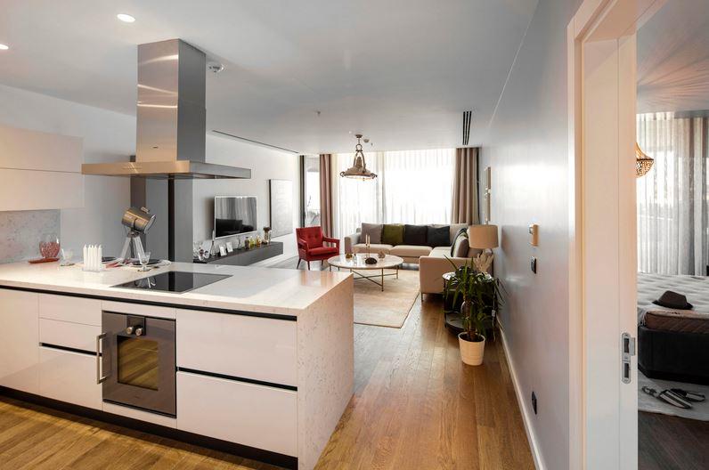 2-5 Zimmer Wohnungen kaufen in Izmir - Folkart Hills 7
