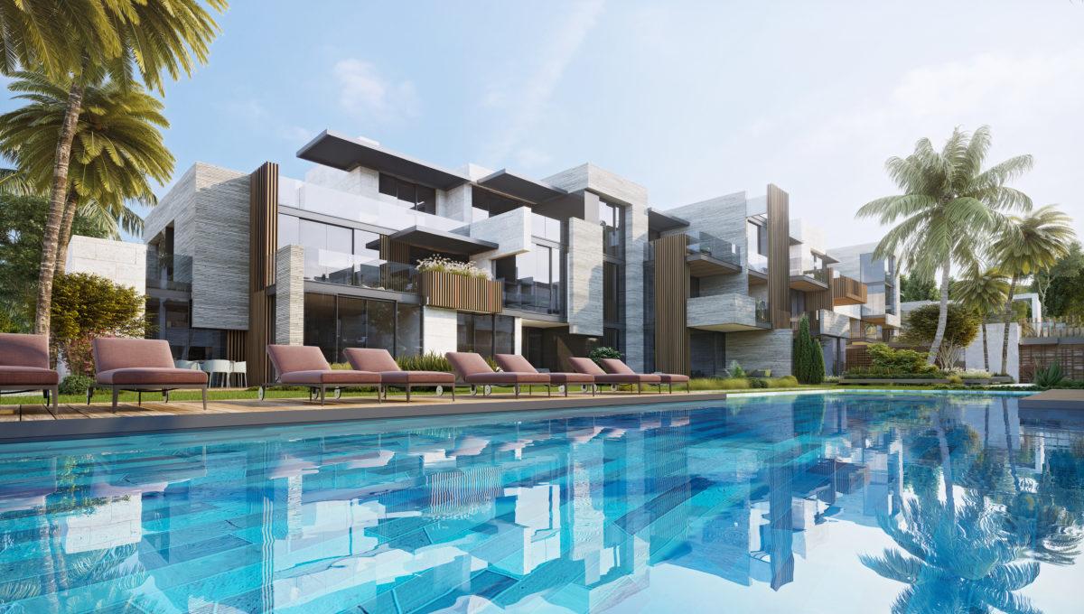 2-5 Zimmer Wohnungen kaufen in Izmir - Folkart Boyalik Cesme 2