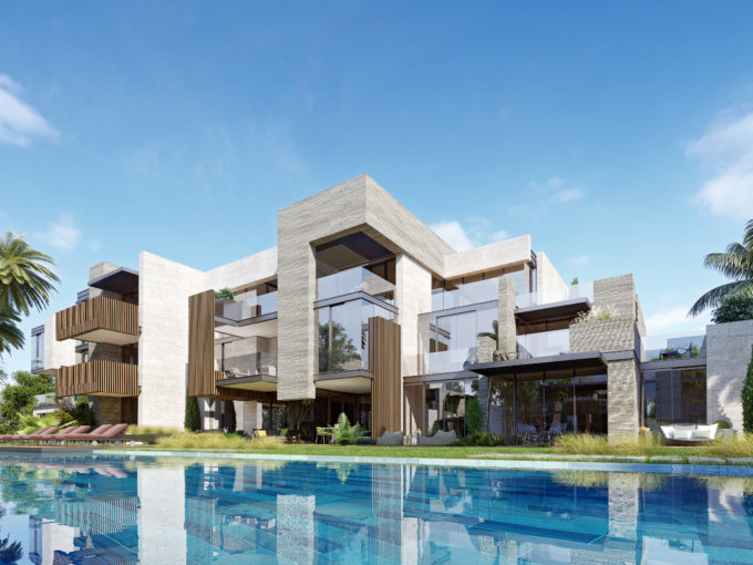 Wohnungen in Izmir Folkart Boylik