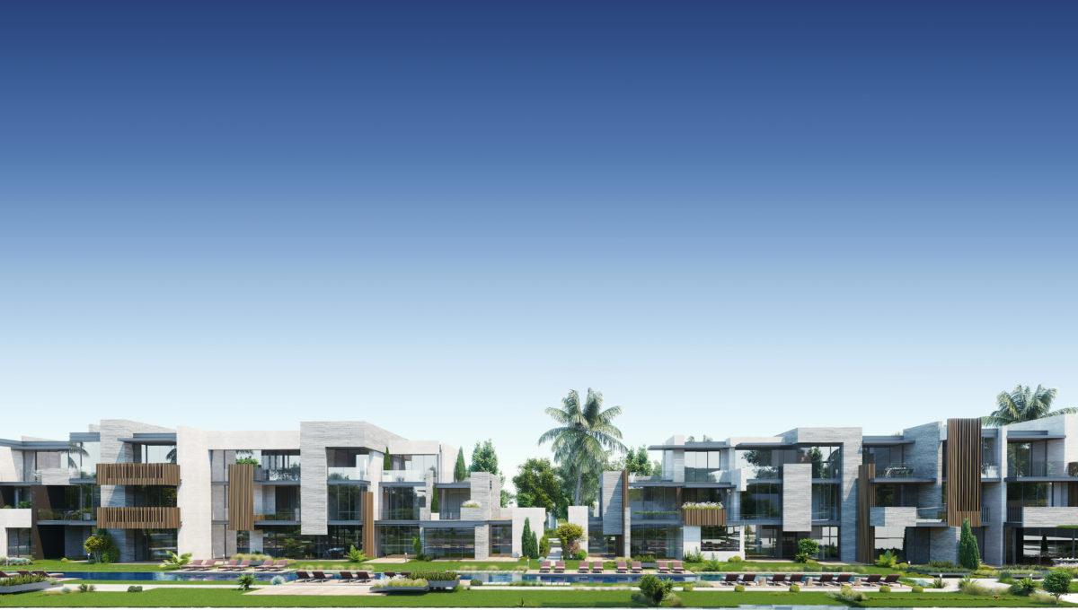 2-5 Zimmer Wohnungen kaufen in Izmir - Folkart Boyalik Cesme 3