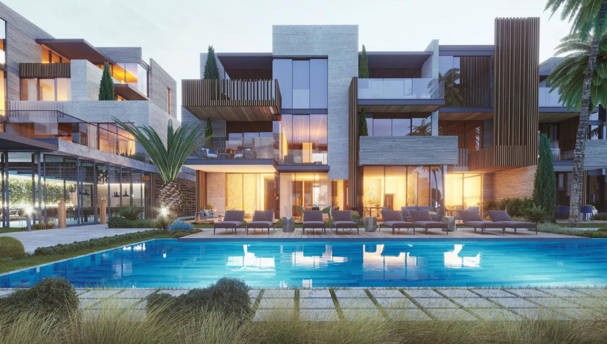 2-5 Zimmer Wohnungen kaufen in Izmir - Folkart Boyalik Cesme 4