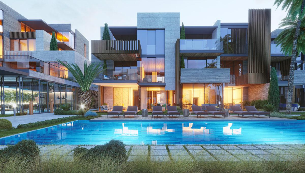 2-5 Zimmer Wohnungen kaufen in Izmir - Folkart Boyalik Cesme
