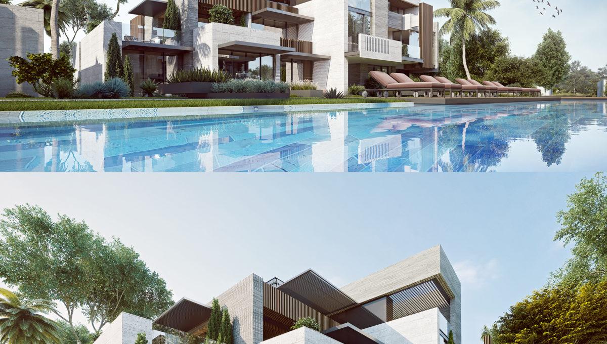 2-5 Zimmer Wohnungen kaufen in Izmir - Folkart Boyalik Cesme 5