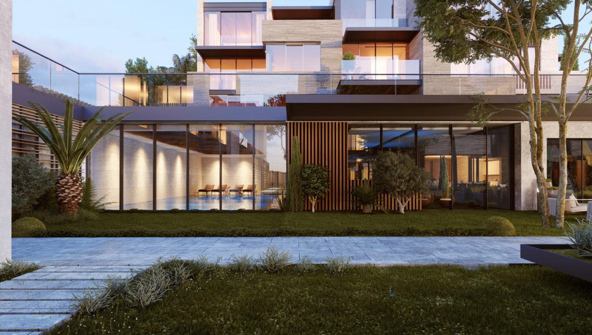 2-5 Zimmer Wohnungen kaufen in Izmir - Folkart Boyalik Cesme 12