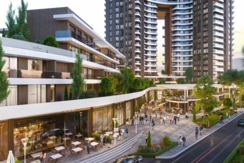 Wohnungen in Izmir Folkart Vega 3