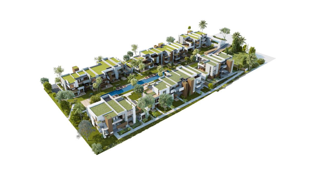 2-5 Zimmer Wohnungen kaufen in Izmir - Folkart Boyalik Cesme 11