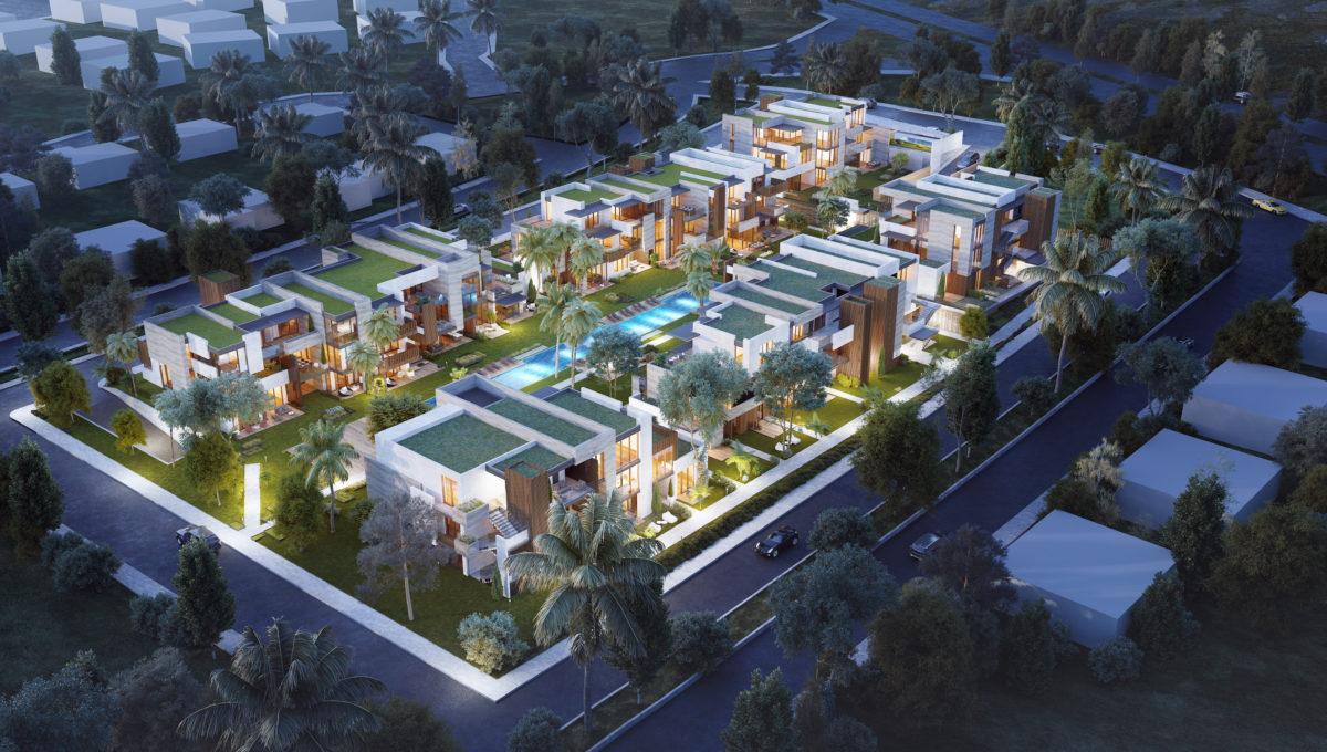 2-5 Zimmer Wohnungen kaufen in Izmir - Folkart Boyalik Cesme 10
