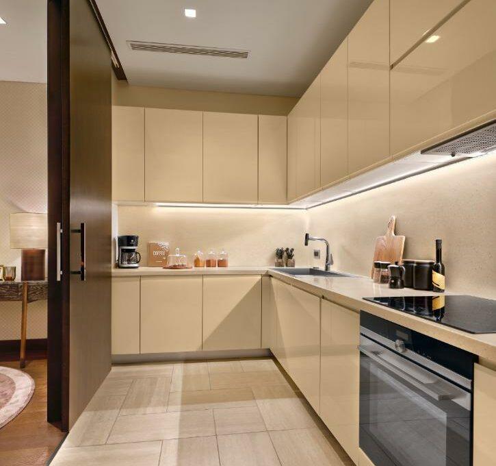 Luxuswohnungen in Istambul B Residences 11