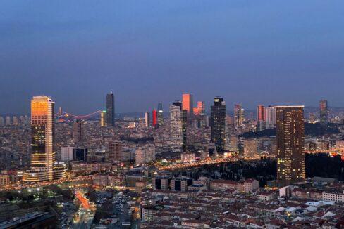 Luxuswohnungen in Istambul B Residences 13