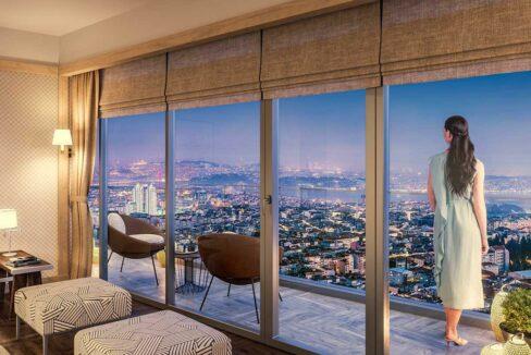 Luxuswohnungen in Istambul B Residences 15
