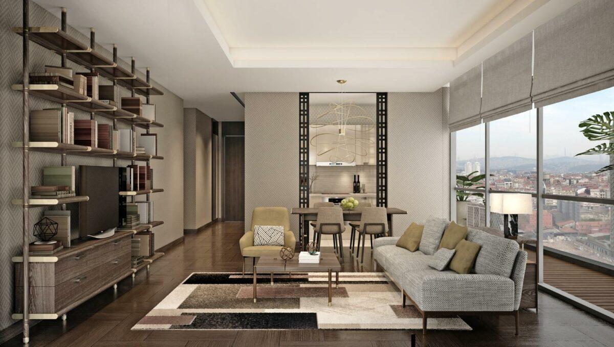Luxuswohnungen in Istambul B Residences 17