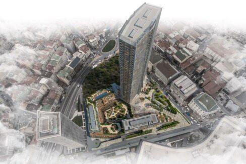 Luxuswohnungen in Istambul B Residences 5