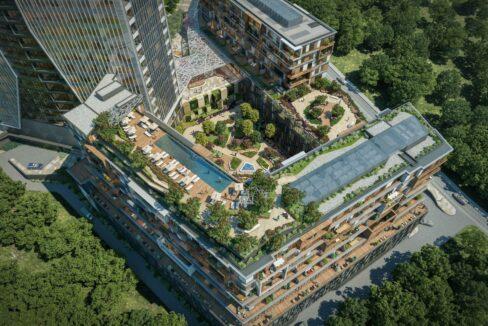 Luxuswohnungen in Istambul B Residences 7