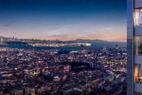 Luxuswohnungen in Istambul B Residences 8