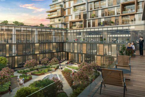 Luxuswohnungen in Istambul B Residences 9